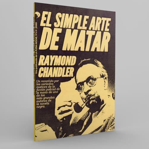 EL SIMPLE ARTE DE MATAR + PACK 4 LIBROS
