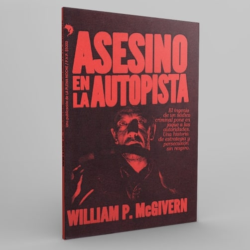 ASESINO EN LA AUTOPISTA + PACK 4 LIBROS