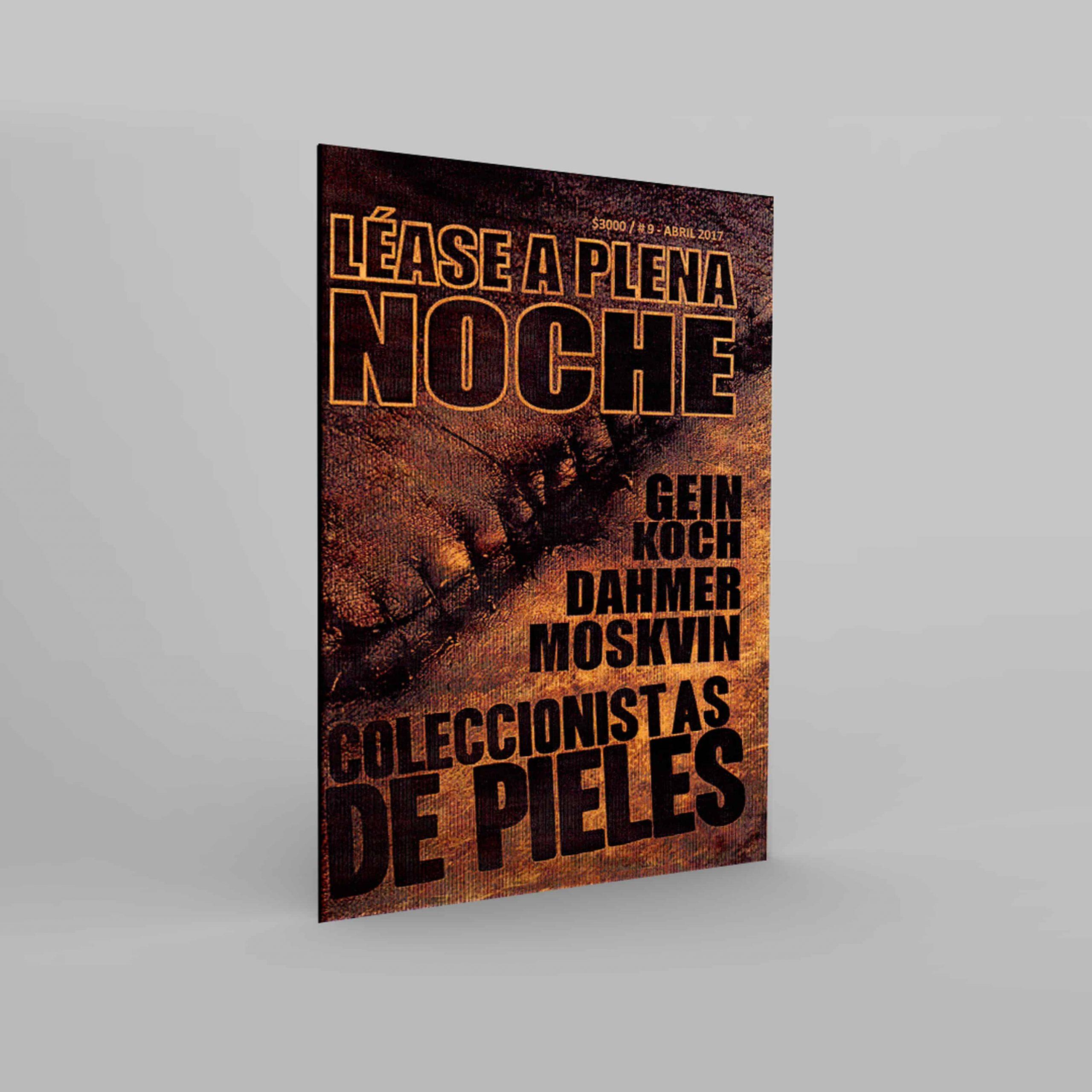 COLECCIONISTAS DE PIELES + PACK 4 LIBROS